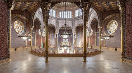 Látogatás a Rumbach Zsinagógában - CSAK TAGOKNAK!